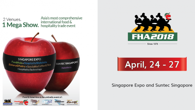 Food & Hotel Asia 2018