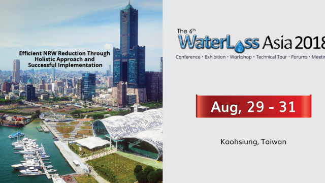 Water Loss Asia 2018